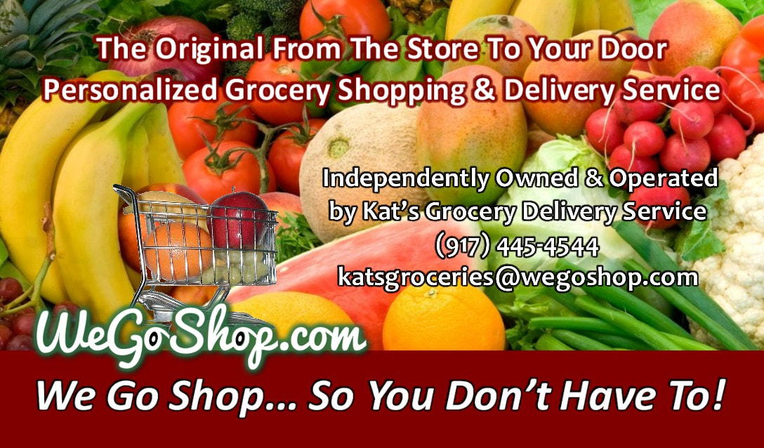 This WeGoShop location is independently owned & operated by Kat's Grocery Delivery Service and provides personalized grocery shopping and delivery from your favorite local grocery store in Capitola and Santa Cruz, California.